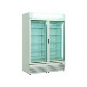 EXPO 1100 NV DOUBLE DOOR FREEZER